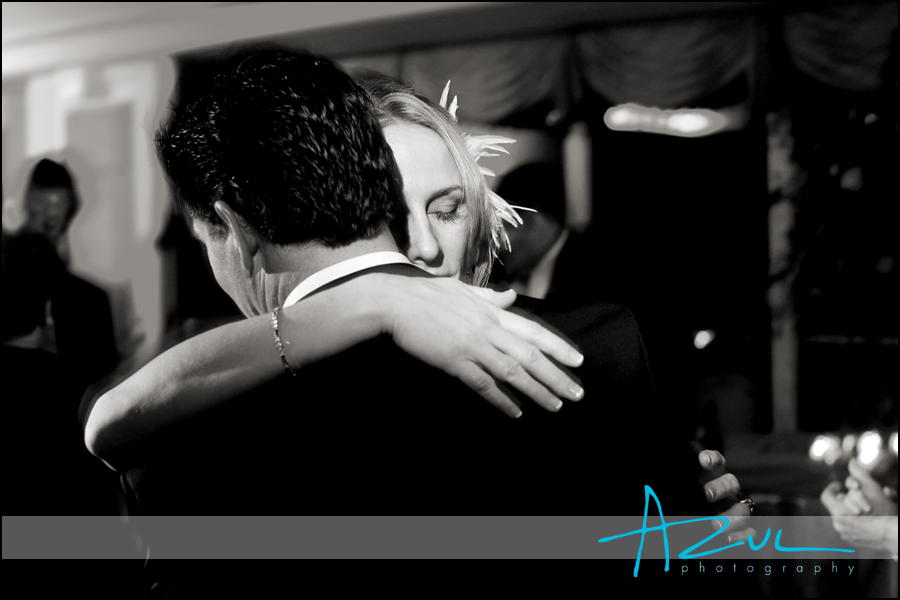 Last dance of the night for the bride and groom in Wilson North Carolina.
